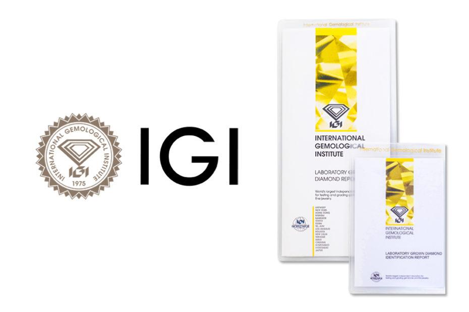 IGI鑽石證書